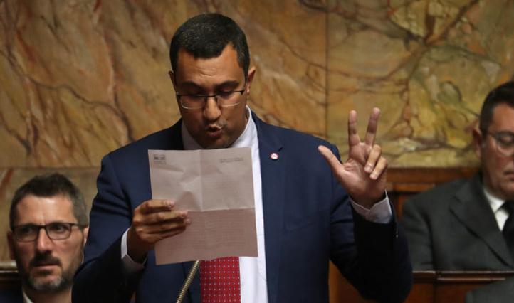 M'Jid El Guerrab favorable à l'ouverture d'un consulat français à Dakhla