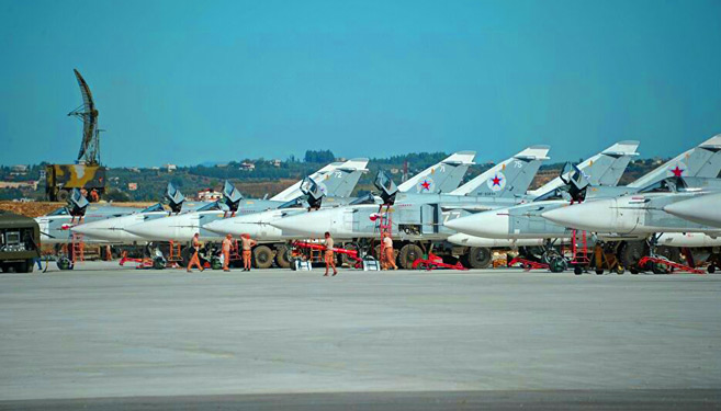 Syrie : Les Russes agrandissent la base de Hmeimim