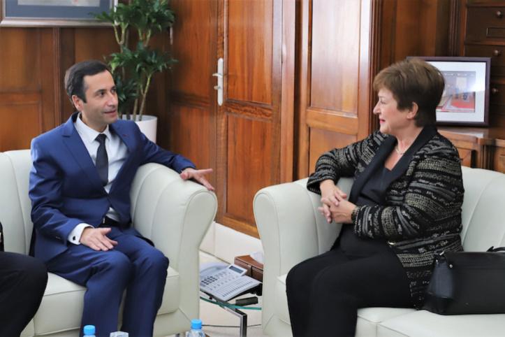 Dette extérieure : Le Maroc à l'abri d'un ajustement structurel