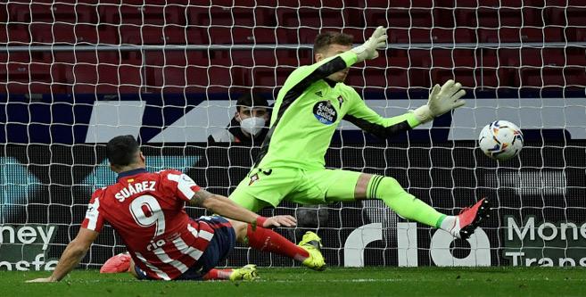 Liga : L'Atlético Madrid, leader accroché par le Celta Vigo