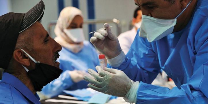 Compteur Coronavirus : 1.112.103 personnes vaccinées depuis le début de la campagne et 496 cas testés positifs en 24H