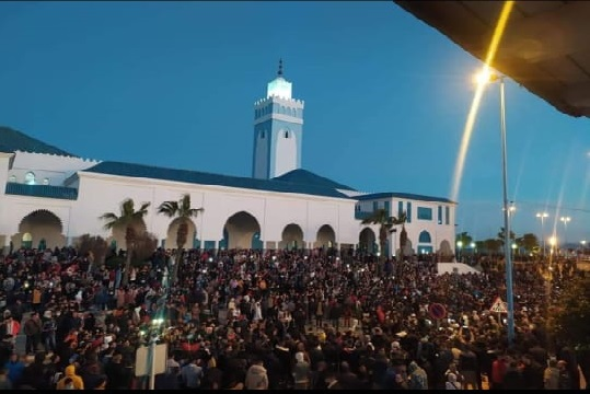 Fnideq : Les manifestations reprennent de plus belle