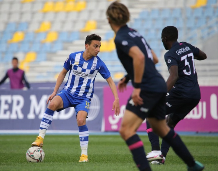 IRT-RCOZ (0-1) : Le Rapide Oued Zem vainqueur grâce à son gardien de but, Mehdi Ouaya!