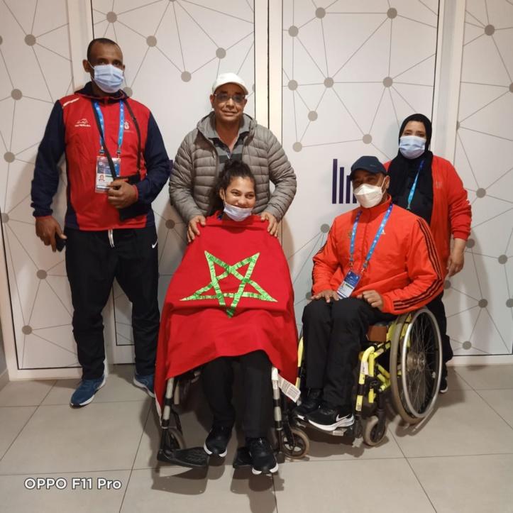 Handisport / Equipe nationale de para-athlétisme : Un retour triomphant de Dubaï !