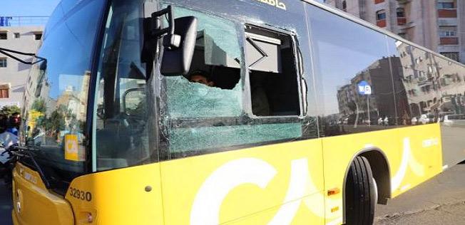 Transport en commun : Vandalisme lors des essais des nouveaux bus