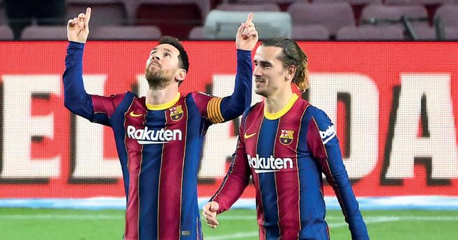 Liga : Messi brille et le Barça déroule à trois jours du PSG