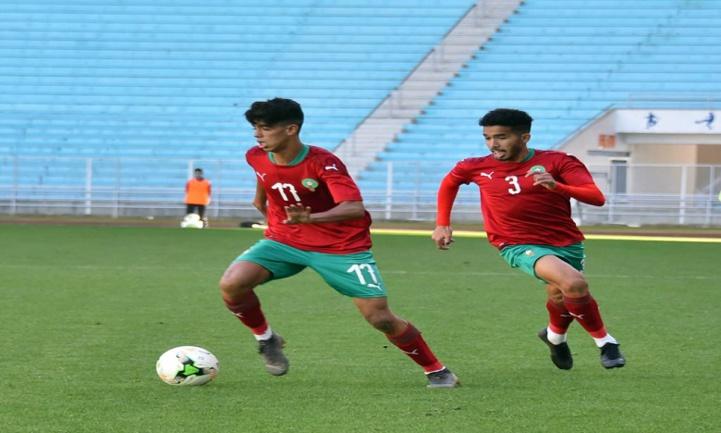 CAN U20 : Maroc-Gambie à 20h00 sur BeIN Sports 7 HD et 7SD
