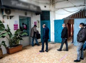 Boulangerie casher à Casablanca.