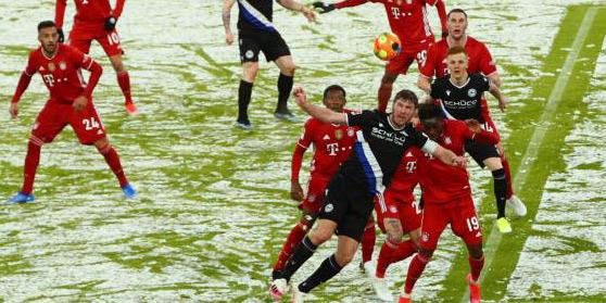 Bundesliga : Le Bayern évite de justesse l'humiliation face au promu Bielefeld