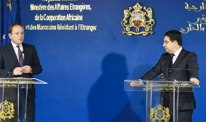 Maroc-UE : Bourita se félicite d'un partenariat mutuellement bénéfique