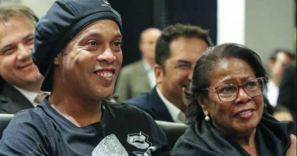 La mère de Ronaldinho emportée par la Covid-19