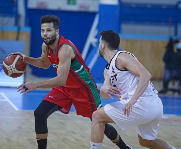 Basket-Afrobasket 2021 : Le Maroc s'incline face à l'Egypte (84-59)
