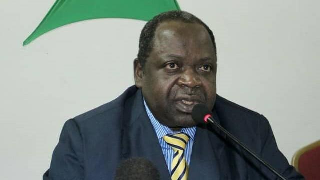 Yao Noël, président de l'Union des journalistes de la presse libre africaine (UJPLA).