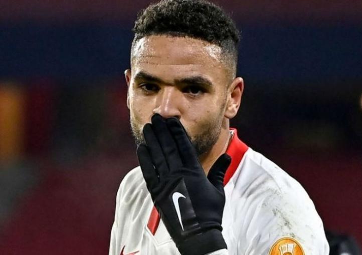 Football européen : Youssef En-Nesyri intéresserait l'A.C.Milan !