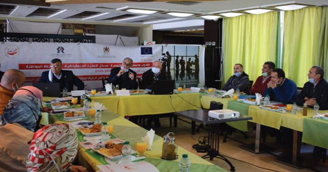 Al Hoceima : Soutien des initiatives de participation citoyenne