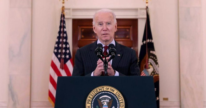500.000 morts: bilan déchirant pour Biden