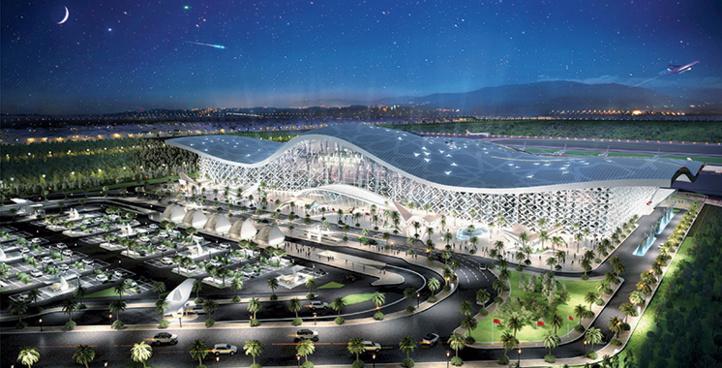 Aéroport international de Rabat-Salé : Vers une capacité d'accueil de 4 millions de passagers