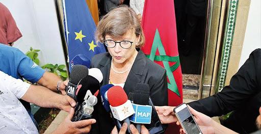 Maroc-UE: 35 milliards d'euros d'échanges de biens en 2020