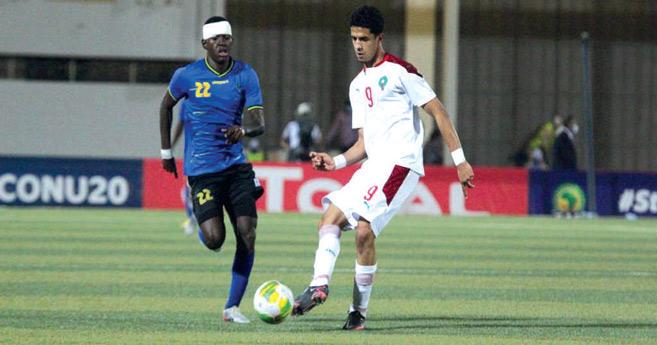 CAN des U20 : Les Lionceaux retrouvent les Aiglons de Carthage en quart de finale