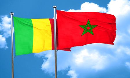 Maroc-Mali : Le vice-président Assimi Goïta à Rabat pour sa première visite au Maghreb