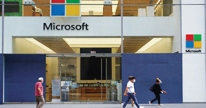 Microsoft : L'écriture prédictive bientôt sur Word