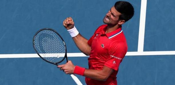 Tennis : Djokovic...entre carrière et gestes barrières