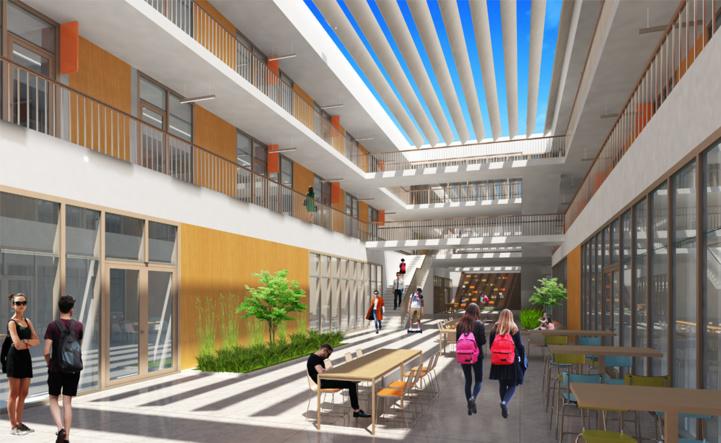 Une nouvelle École Américaine à Benguerir