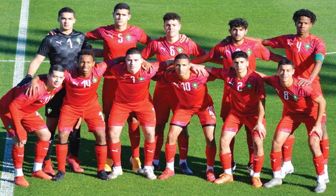 CAN U17 : Les Lionceaux ouvrent le bal à Rabat face aux Ougandais
