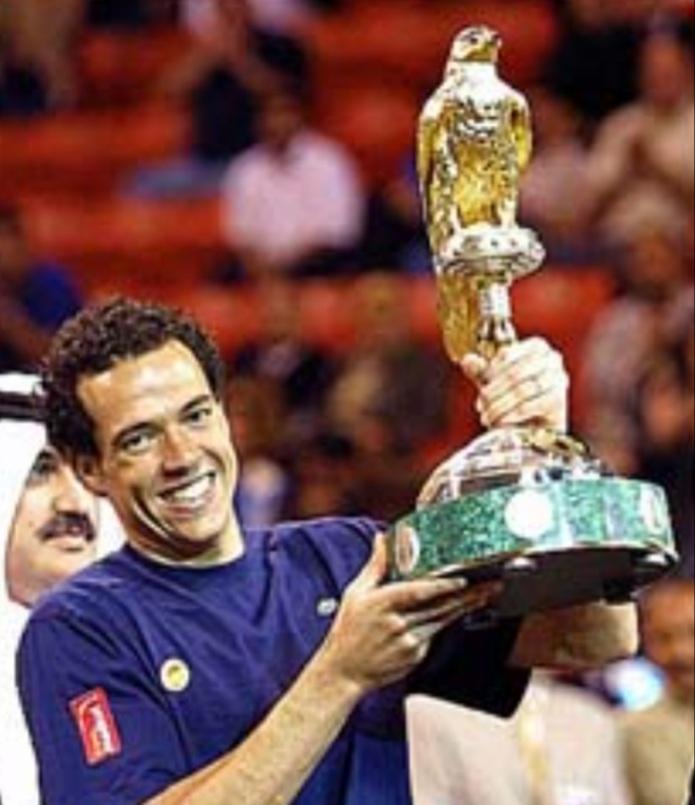 Exclusif : Younès El Aynaoui, nouveau coach du Serbe Filip Krajinovic