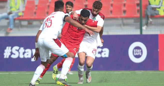 CAN des U20 : Les Lionceaux éliminés avec beaucoup d'amertume