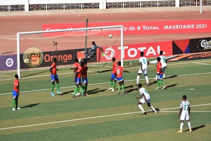 Demi-finale de la CAN U20 / Ghana-Gambie (1-0) : Un autre regret pour nos Juniors !