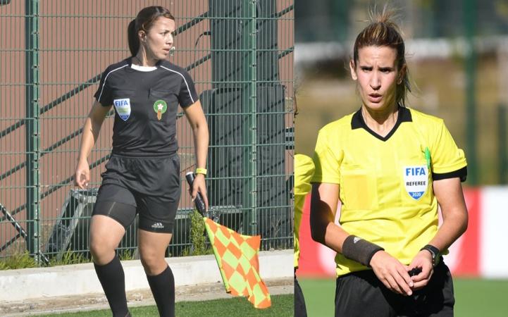CAN U17 / Arbitrage : Quatre arbitres marocains, deux femmes et deux hommes