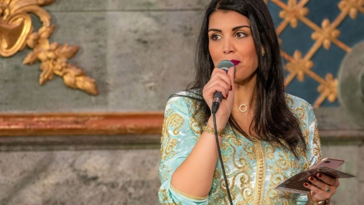 Imane Belmkaddem : Zest de soft-power à Stockholm