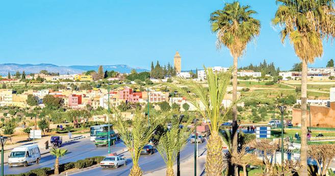 Fès-Meknès : 4,4 milliards de dhs pour atténuer les disparités territoriales