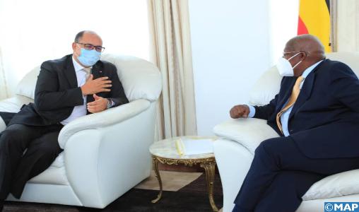 Maroc-Ouganda: Examen des moyens de renforcer davantage la coopération bilatérale