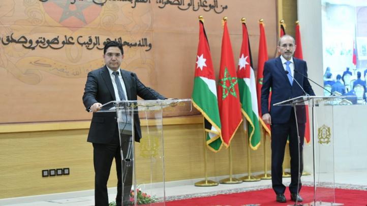 """Sur la question du Sahara, la Jordanie """"a été et restera toujours aux côtés du Maroc"""""""