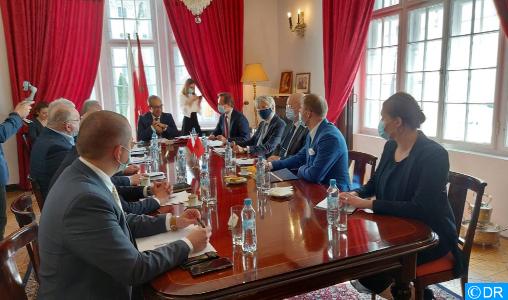 De grands groupes polonais prêts à investir au Maroc
