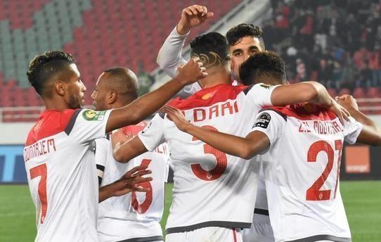 WAC-Horoya (2-0) : Le Wydad titille les quarts de finale de la Ligue des champions !