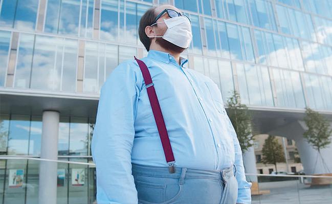 Obésité et Covid-19 : le choc fatal entre deux pandémies