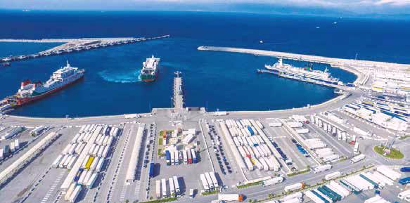 Tanger Med vu par les espagnols