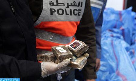 Laâyoune : saisie de près de 2 tonnes de chira
