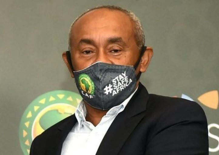 Ahmad Ahmad et la CAF, c'est fini !
