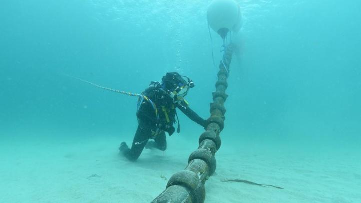 Fin des travaux de maintenance sur le câble sous-marin Asilah-Marseille