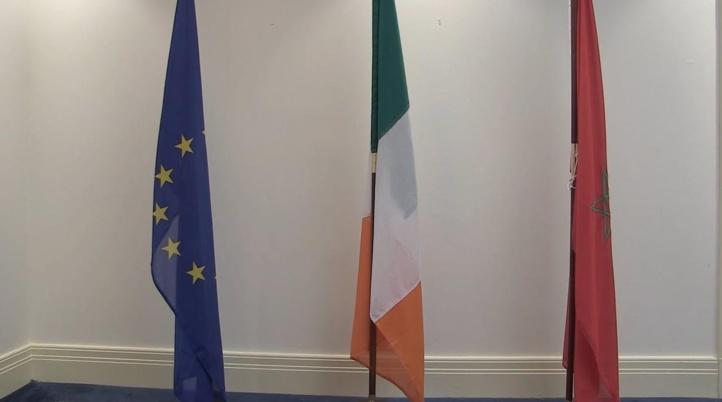 Maroc-Irlande : James McIntyre nommé premier ambassadeur au Maroc