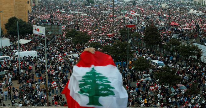 Liban : Offensive du Hezbollah contre les manifestants
