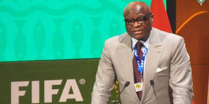 Urgent : Le TAS confirme l'inéligibilité de M. Omari au Comité Exécutif de la FIFA