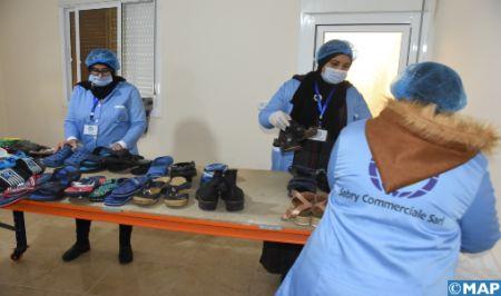 Fnideq : Un programme d'accompagnement en faveur des femmes en situation difficile