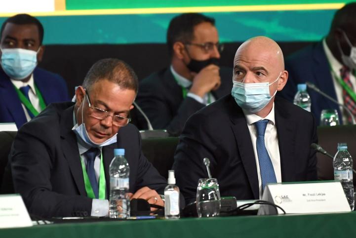 Fouzi Lekjaâ est élu membre du Comité Exécutif de la FIFA