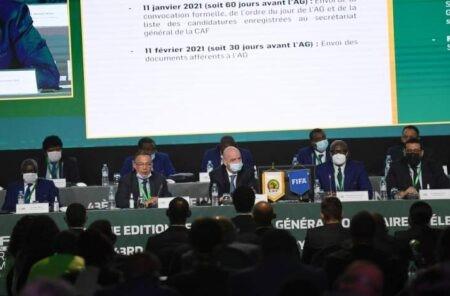 """Statut de la CAF/amendement :  Lekjaa élimine définitivement le """"Polisario"""""""