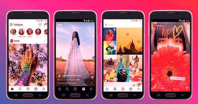 Réseaux sociaux : « Instagram Lite » désormais disponible pour les utilisateurs marocains